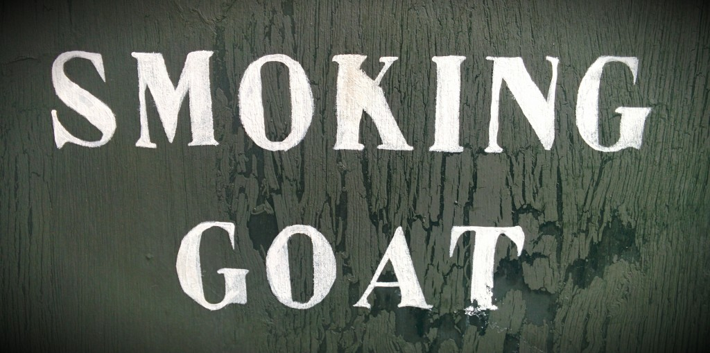 Smoking Goat