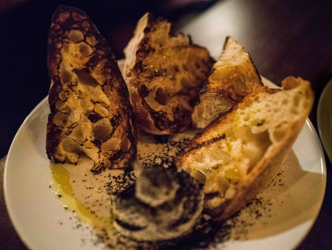 Bread & Burnt Onion Butter
